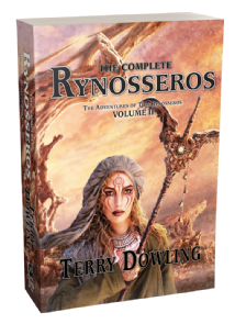 The Complete Rynosseros Vol 2 [trade paperback] by Terry Dowling
